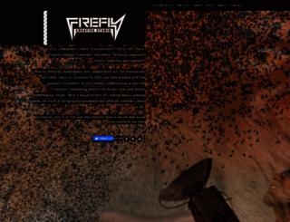 firefly.in screenshot
