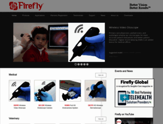 fireflyglobal.com screenshot