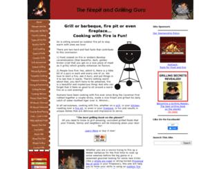 firepit-and-grilling-guru.com screenshot