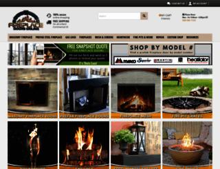 fireplacedoorsonline.com screenshot
