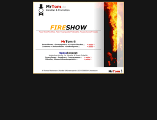 fireshow.info screenshot