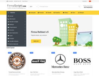 firmascripti.com screenshot
