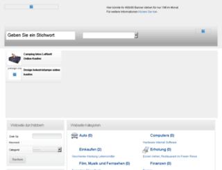 firmenausnuernberg.de screenshot