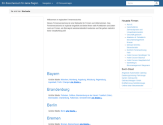 firmium.de screenshot