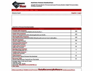firmwarebase.com screenshot