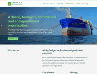 first-epdc.com screenshot