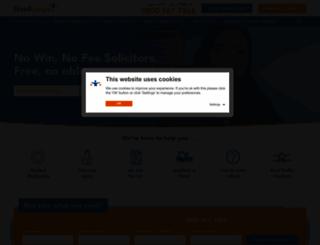 first4lawyers.com screenshot