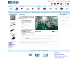 firstaidlongs.com screenshot
