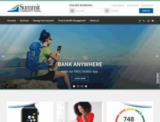 firstandcitizensbank.com screenshot