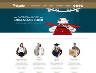 firstgate.com.tr screenshot