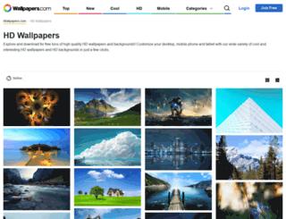 firsthdwallpapers.com screenshot