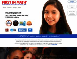 firstinmath.com screenshot