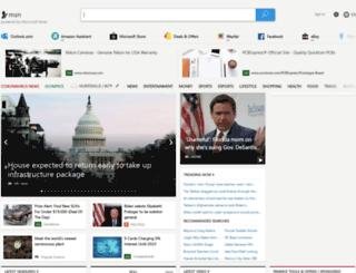 firstread.msnbc.msn.com screenshot