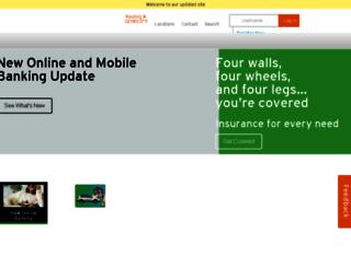 firsttechcu.com screenshot