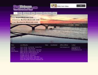 firstwebcam.com screenshot
