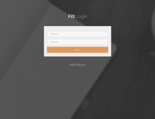 fis.com screenshot