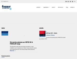 fisair.com screenshot
