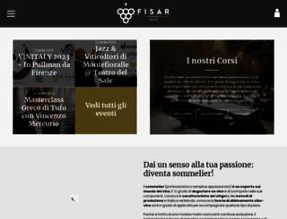 fisar-firenze.it screenshot