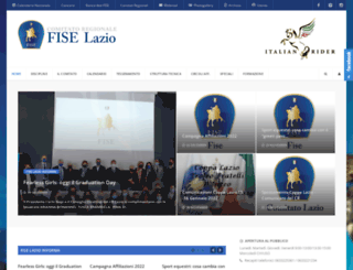 fiselazio.com screenshot