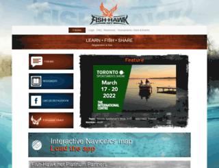 fish-hawk.net screenshot