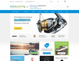fishelandia.ru screenshot