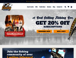 fishhound.com screenshot