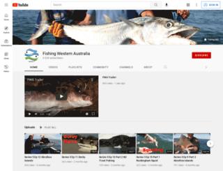 fishingwa.com screenshot