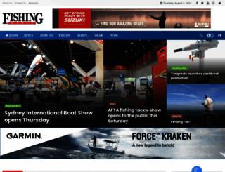 fishingworld.com.au screenshot
