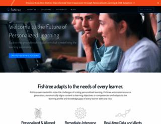 fishtree.com screenshot