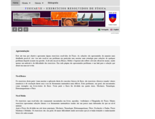 fisicaexe.com.br screenshot