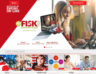 fiskiguassu.com screenshot