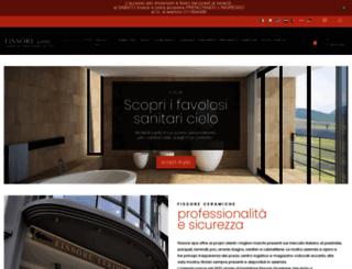 fissore.com screenshot