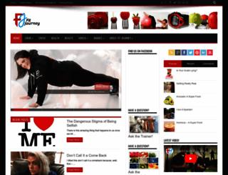 fit-journey.com screenshot