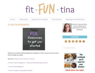 fitfuntina.com screenshot
