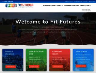 fitfutures.com.au screenshot