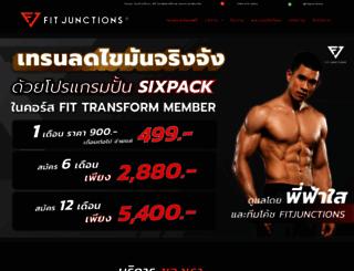 fitjunctions.com screenshot