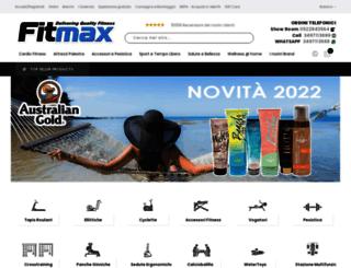 fitmax.it screenshot