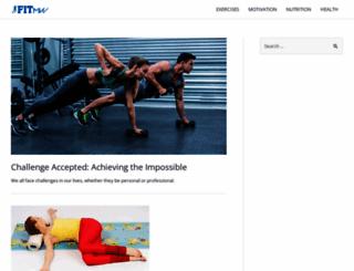 fitmw.com screenshot