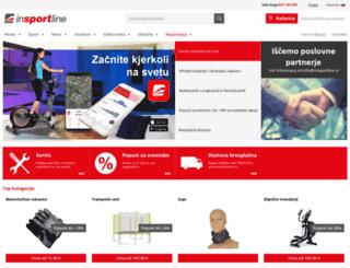 fitnes-oprema.com screenshot