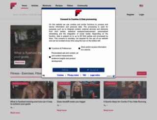 fitness.com screenshot