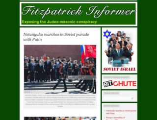 fitzinfo.wordpress.com screenshot