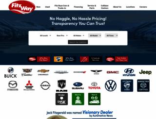fitzmall.com screenshot