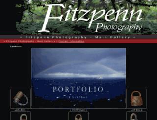 fitzpennphotography.exposuremanager.com screenshot