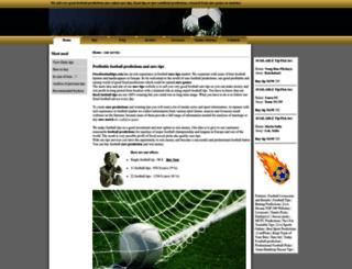 fixedfootballtips.com screenshot