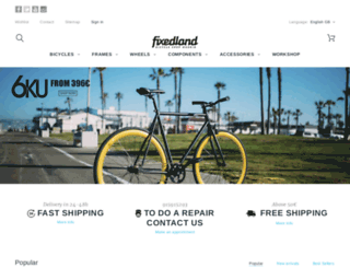 fixedland.com screenshot