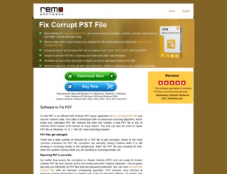 fixmypst.com screenshot