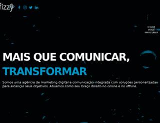 fizzymarketingdigital.com.br screenshot