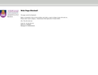 fke.uitm.edu.my screenshot