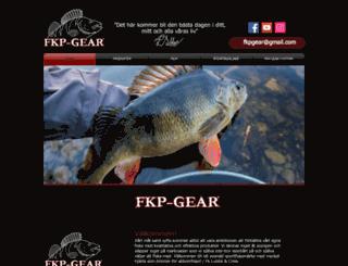 fkpgear.com screenshot