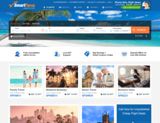 fl.smartfares.com screenshot